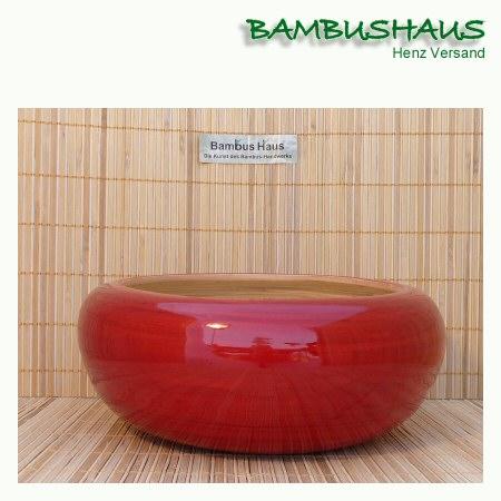 bambus schale ellipse rot glanz m bambusartikel. Black Bedroom Furniture Sets. Home Design Ideas